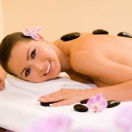 Hot Stone Massage (warmen Stein)