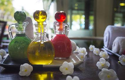 Massage mi Öl
